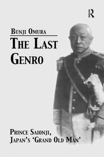 Last Genro book cover