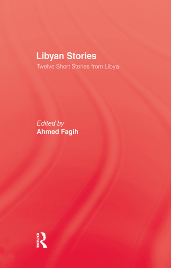 Libyan Stories book cover