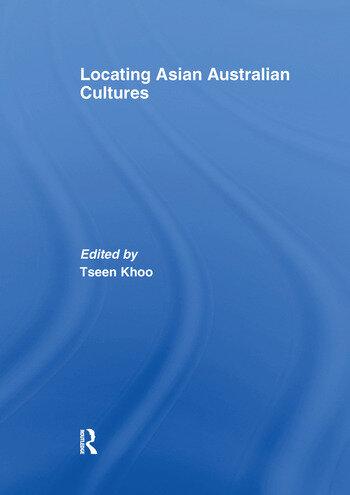 Locating Asian Australian Cultures book cover