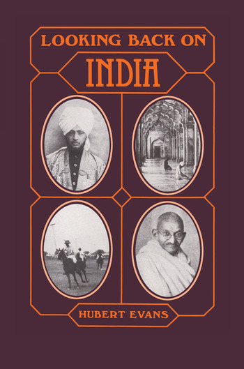Looking Back on India book cover
