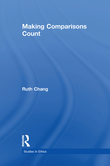 Making Comparisons Count book cover