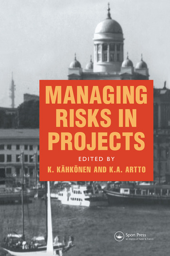 Managing Risks in Projects book cover