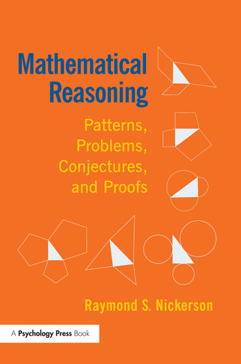 Mathematical Reasoning Patterns, Problems, Conjectures, and Proofs book cover