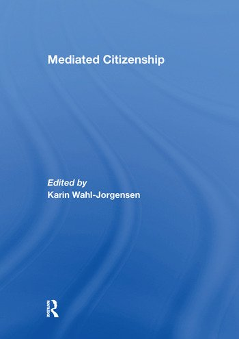 Mediated Citizenship book cover