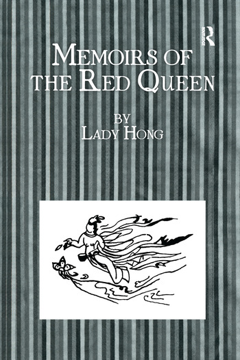 Memoirs Of The Red Queen book cover