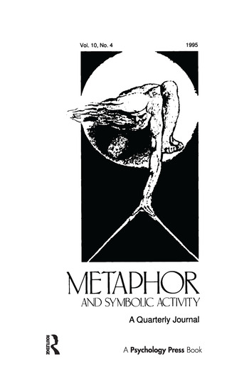 Developmental Perspectives on Metaphor A Special Issue of metaphor and Symbolic Activity book cover