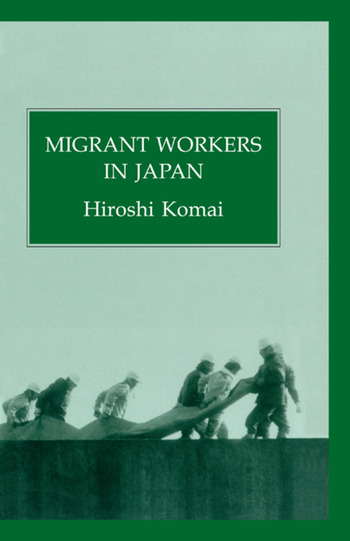 Migrant Workers In Japan book cover