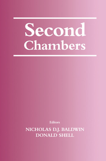 Second Chambers book cover