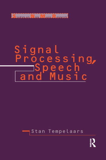Signal Processing, Speech and Music book cover