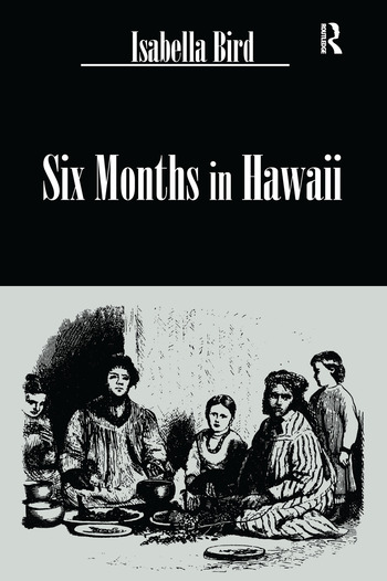 Six Months In Hawaii Hb book cover