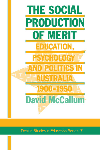 The Social Production Of Merit book cover