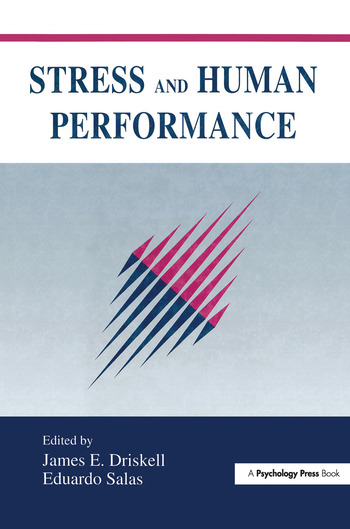 Stress and Human Performance book cover