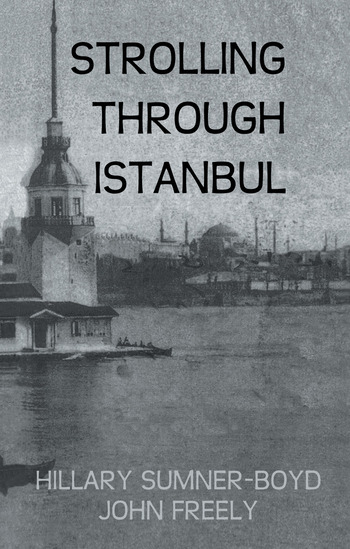 Strolling Through Istanbul book cover