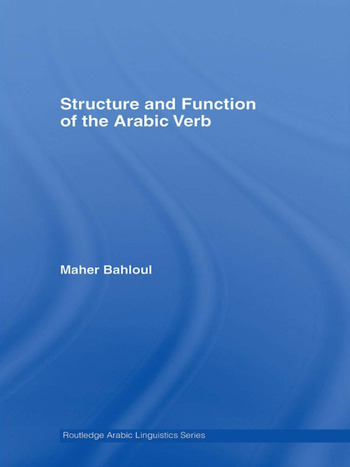 Structure and Function of the Arabic Verb book cover