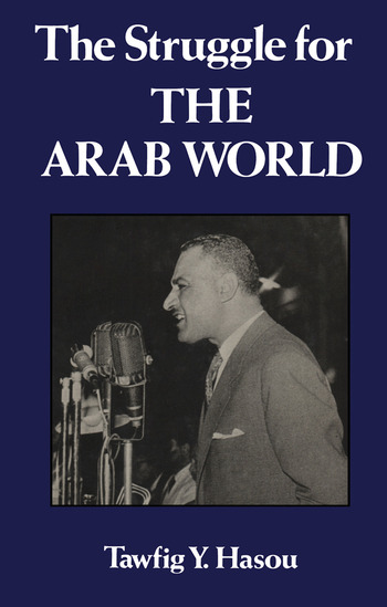 Struggle For The Arab World book cover