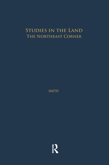 Studies in the Land The Northeast Corner book cover