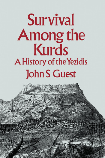 Survival Among The Kurds book cover
