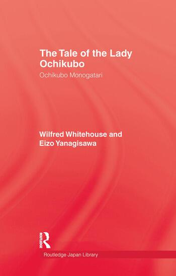 Tale Of Lady Ochikubo book cover