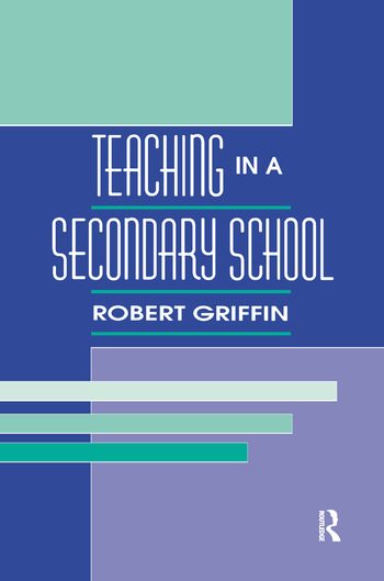 Teaching in A Secondary School book cover