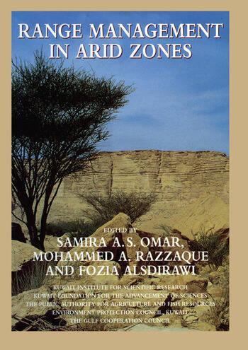 Range Management In Arid Zones book cover