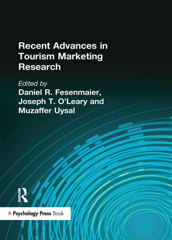 Recent Advances in Tourism Marketing Research book cover