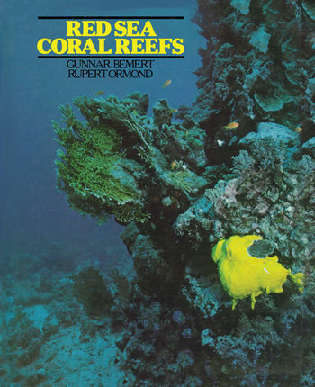 Red Sea Coral Reefs book cover