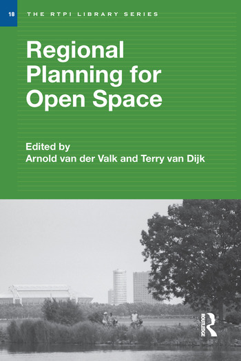 Regional Planning for Open Space book cover