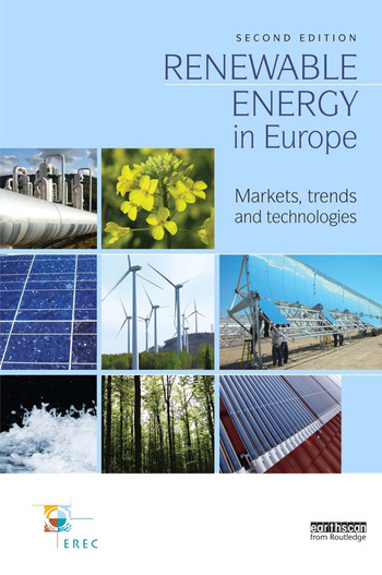 Renewable Energy in Europe Markets, Trends and Technologies book cover