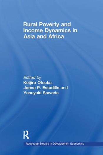 Rural Poverty and Income Dynamics in Asia and Africa book cover