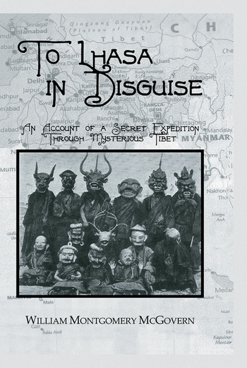 To Lhasa In Disguise book cover