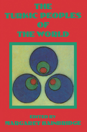 Turkic Peoples Of The World book cover