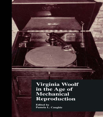 Virginia Woolf in the Age of Mechanical Reproduction book cover