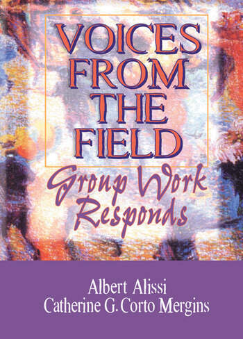 Voices From the Field Group Work Responds book cover