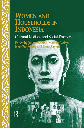 Women and Households in Indonesia Cultural Notions and Social Practices book cover