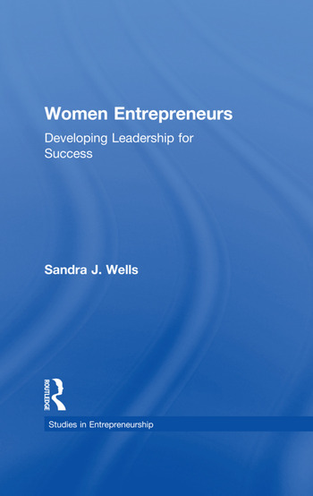 Women Entrepreneurs Developing Leadership for Success book cover