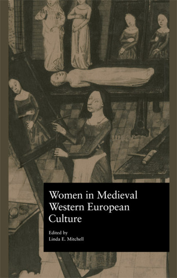 Women in Medieval Western European Culture book cover
