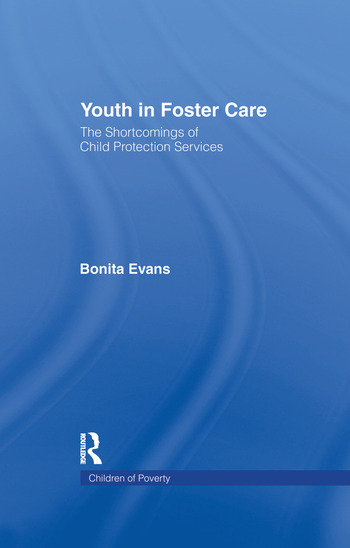 Youth in Foster Care The Shortcomings of Child Protection Services book cover