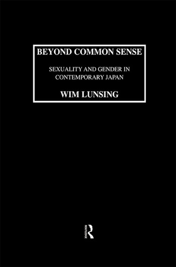 Beyond Common Sense: Sexuality And Gender In Contemporary Japan book cover