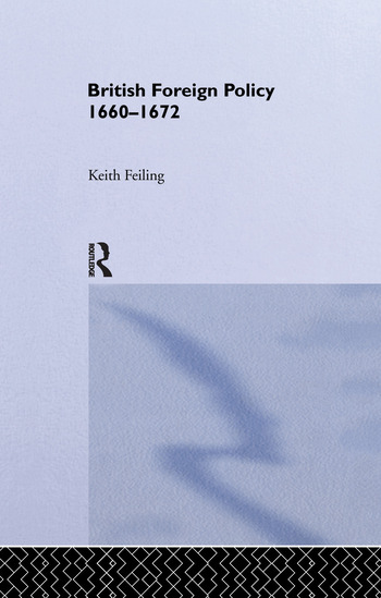 British Foreign Policy 1660-1972 book cover