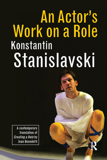 An Actor's Work on a Role book cover