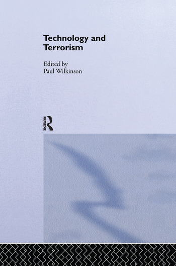 Technology and Terorrism book cover