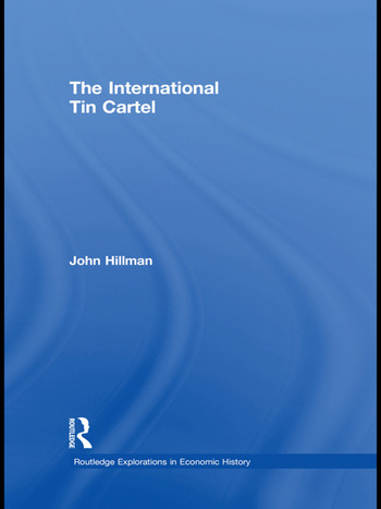 The International Tin Cartel book cover