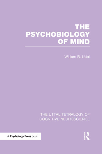 The Psychobiology of Mind book cover