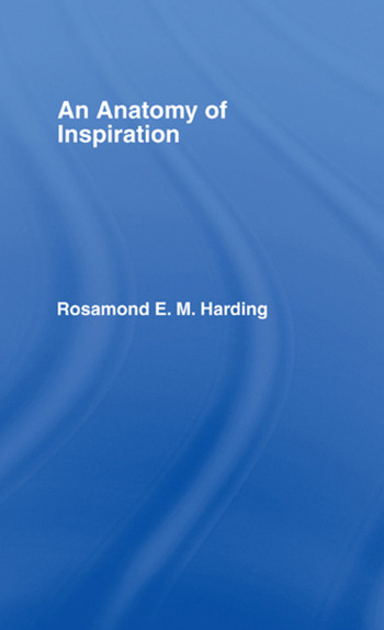 Anatomy of Inspiration book cover