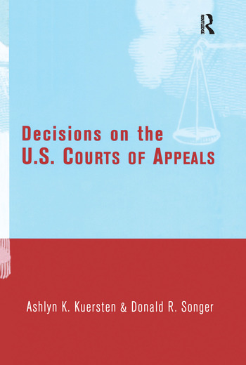 Decisions on the U.S. Courts of Appeals book cover