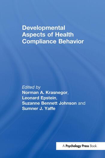 Developmental Aspects of Health Compliance Behavior book cover
