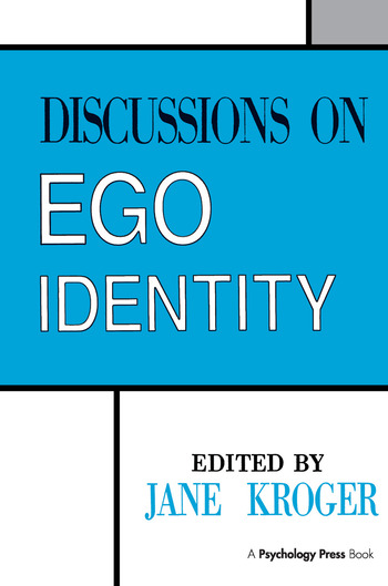 Discussions on Ego Identity book cover