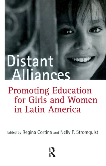 Distant Alliances Gender and Education in Latin America book cover