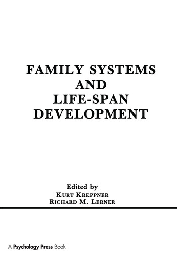 Family Systems and Life-span Development book cover