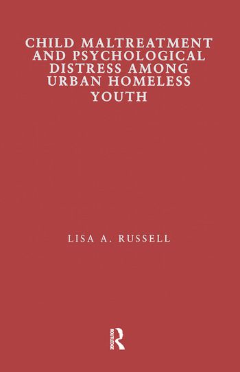 Child Maltreatment and Psychological Distress Among Urban Homeless Youth book cover